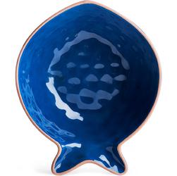 Miseczka niebieska do serwowania w kształcie rybki Seafood Sagaform SF-5017826