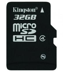 Kingston microSD 32GB bez Adaptera SDC432GBSP