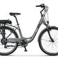 Rower miejski elektryczny ecobike city l gray pro 26 250w 2019-bateria 13ah lg