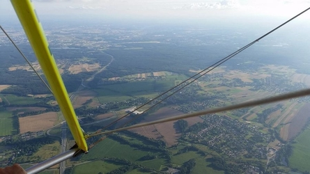 Lot motolotnią dla dwojga - gliwice