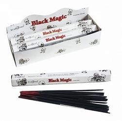 Kadzidełka długie - czarna magia, opakowanie 20 szt.