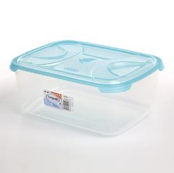 Pojemnik do przechowywania żywności prostokątny nuvola frigo 6,8 l niebieski