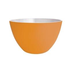 Miska 14 cm pomarańczowo-biała Zak Designs