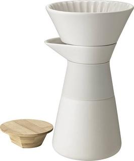 Zaparzacz do kawy theo piaskowy