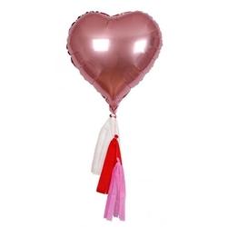Meri meri – zestaw balonów serce