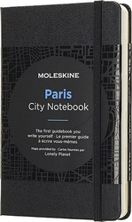 Notes Moleskine City P Paryż