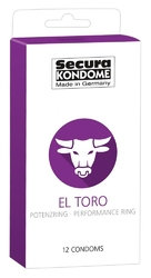 Prezerwatywy-secura el toro 12er