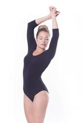 Kostium gimnastyczny shepa b1 rękaw 34