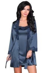 Komplet jacqueline navy blue livia corsetti