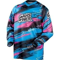 Answer koszulka off-road syncron pink
