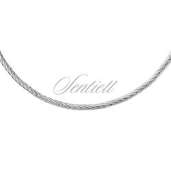 Srebrny łańcuszek ozdobny pr.925