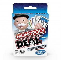 Monopoly deal gra karciana polska wersja