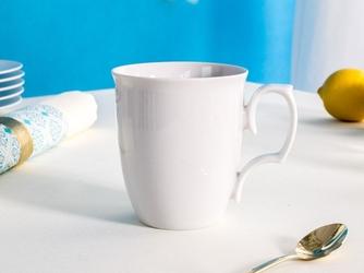 Kubek porcelana mariapaula biała 360 ml