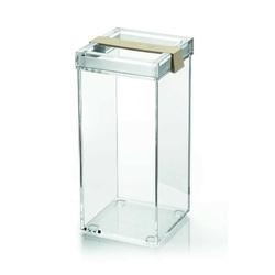 Guzzini - click  fresh - duży pojemnik xl - tworzywo sztuczne