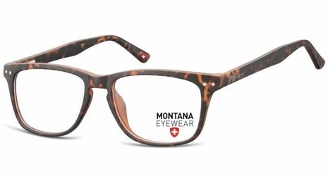 Oprawki optyczne korekcyjne nerdy wayfarer montana ma60a panterkaszylkret