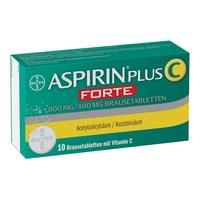 Aspirin plus c forte, tabletki musujące 800mg480mg