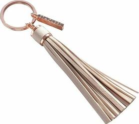 Breloczek do kluczy Stackers blush pink
