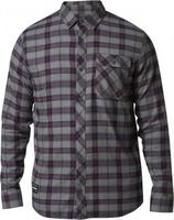 Fox koszula codzienna boedi flannel pewter