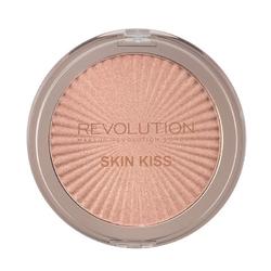 Makeup revolution skin kiss rozświetlacz peach kiss 1szt