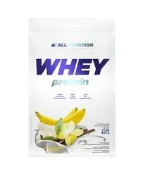 Allnutrition - whey vanilia- banana - 908 g