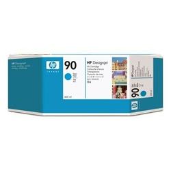 Tusz Oryginalny HP 90 XL C5061A Błękitny - DARMOWA DOSTAWA w 24h