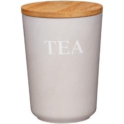 Pojemnik bambusowy na herbatę natural elements kitchen craft neteabf