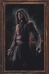 Assassins creed - plakat premium wymiar do wyboru: 29,7x42 cm