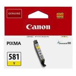 Tusz Oryginalny Canon CLI-581 Y 2105C001 Żółty - DARMOWA DOSTAWA w 24h