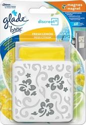 Brise Discreet,Magnes, Fresh Lemon, odświeżacz powietrza, urządzenie