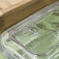 Luminarc vache maselnica szklana 17 cm
