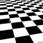 Obraz na płótnie canvas podłoga szachownicy
