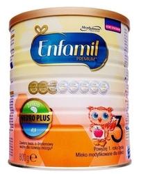 Enfamil 3 premium mleko powyżej 1 roku 800g