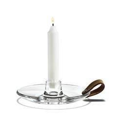 Świecznik Design with Light Chamber na wąską świecę 15,5 cm