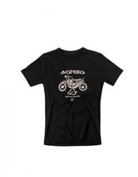 Acerbis t-shirt bike czarny
