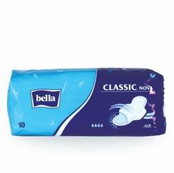 Bella Classic Nova, podpaski higieniczne, 10 sztuk