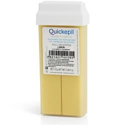 Quickepil wosk do depilacji rolka lemon 110g
