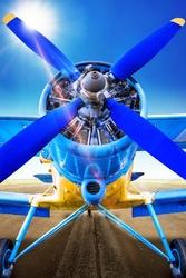 fototapeta samolot 067p