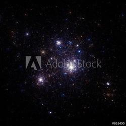 Obraz na płótnie canvas gwiazdy
