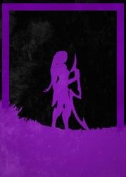 League of legends - diana - plakat wymiar do wyboru: 61x91,5 cm