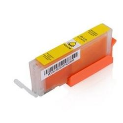 Tusz zamiennik cli-581 xxl y do canon 1997c001 żółty - darmowa dostawa w 24h