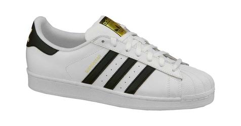 Adidas superstar j c77154 38 biały