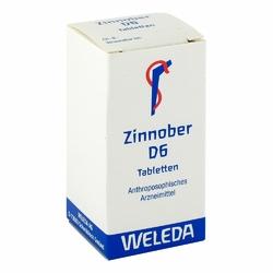 Zinnober D 6 Tabl.