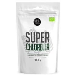 DIET FOOD Bio Chlorella 200