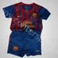 Dziecięcy komplet nike fc barcelona