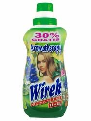 Wirek Aromatherapy, skoncentrowany płyn do płukania i zmiękczania tkanin, 1l