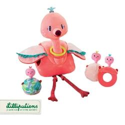 Przytulanka aktywizująca lilliputiens - flaming anais