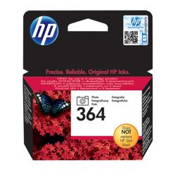 HP 364 oryginalny wkład atramentowy fotograficzny
