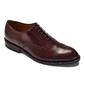 Eleganckie brązowe skórzane buty męskie typu brogue 42,5