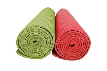 Mata do jogi 4 mm zielona - hop sport - zielona