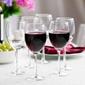 Kieliszki do wina czerwonego altom design diamond 330 ml komplet 6 szt.